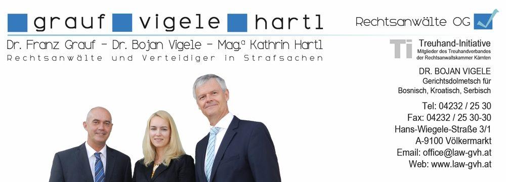 Kanzlei Grauf – Vigele – Hartl