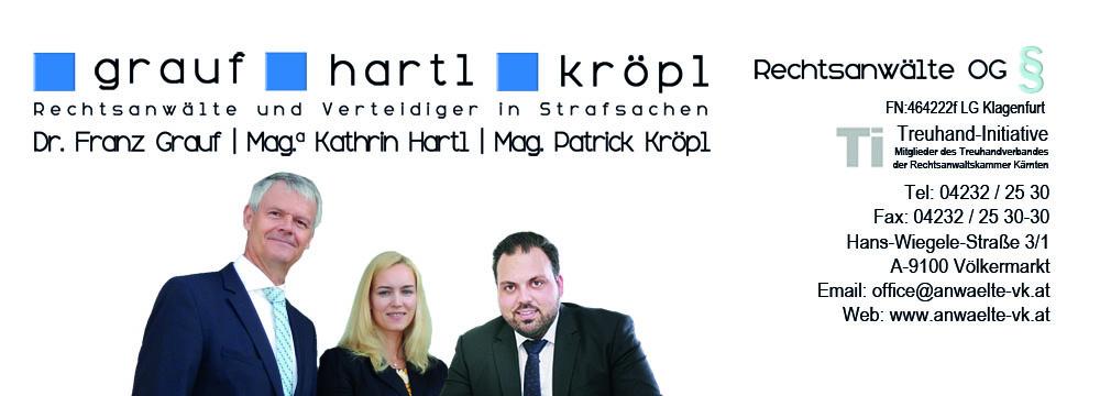 Kanzlei Grauf – Hartl – Kröpl